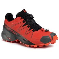 Buty SALOMON - Speedcross 5 Gtx GORE-TEX 407965 Valiant Poppy/Black/Cherry Tomato