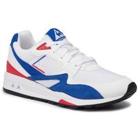 Sneakersy LE COQ SPORTIF - Lcs R800 Sport 1910530 Optical White/Cobalt, kolor wielokolorowy