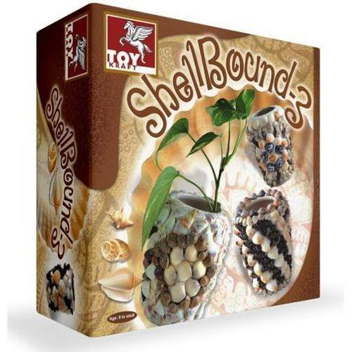 Muszelkowe ozdoby dzbanki ShellBounds (8906022394627)