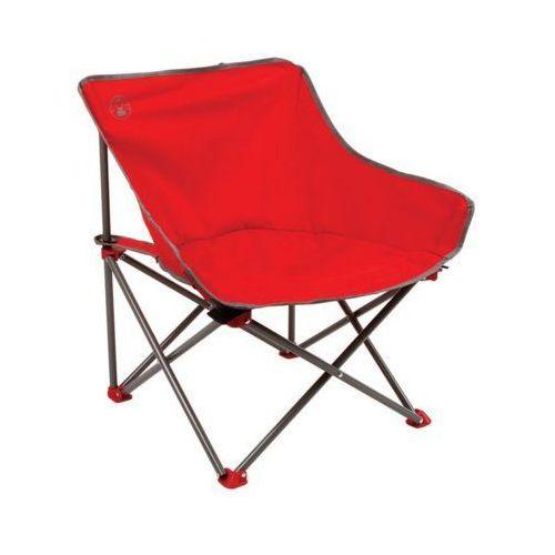 Krzesło turystyczne COLEMAN Kick Back Czerwony (3138522082956)