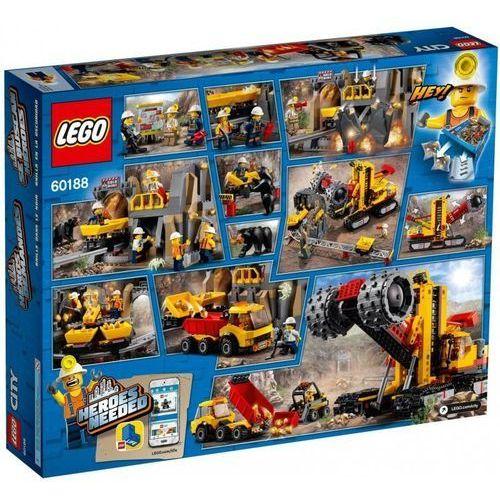OKAZJA - 60188 KOPALNIA (Mining Experts Site) KLOCKI LEGO CITY