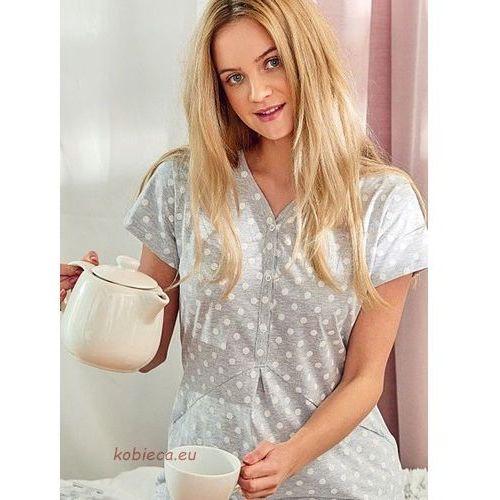 koszula nocna ciążowa i do karmienia Dobranocka 9453, 3456