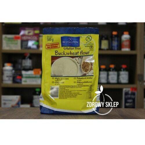 Mąka gryczana bezglutenowa 500g BEZGLUTEN (5906720570791)