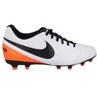 Nike Korki tiempo rio iii fg jr 819195-108