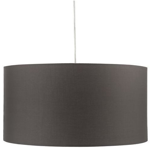Lampa wisząca szara ELBE (4260586355642)