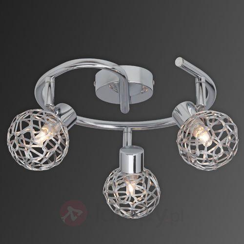 Brilliant Lampa punktowa g02233/15 g9, (Øxw) 30 cmx14 cm, chrom (4004353173806)
