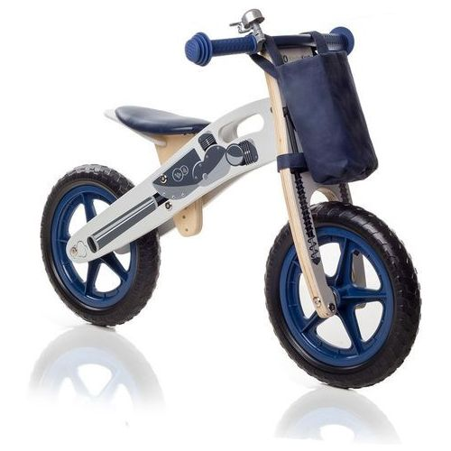 Rowerek biegowy KINDERKRAFT Runner Motocykl