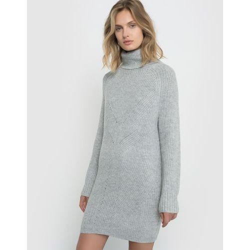 R studio Sukienka swetrowa
