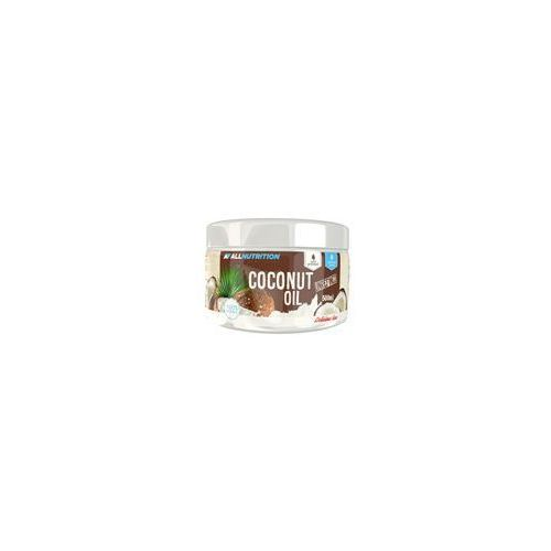 coconut oil unrefined 500g marki Allnutrition