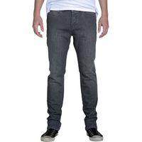 Spodnie - bots k slim grey/denim (gdn) rozmiar: 32 marki Krew