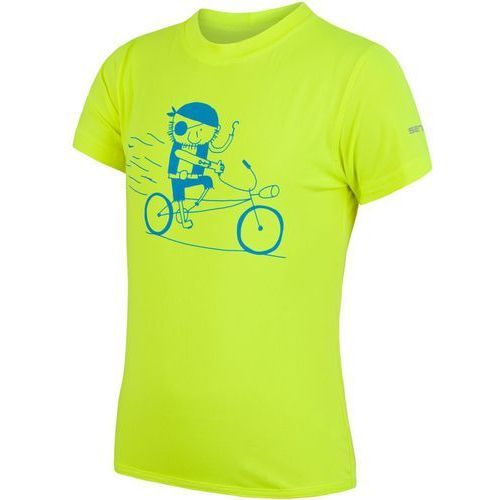 Sensor dziecięca koszulka Coolmax Fresh PT Pirate Yellow 140