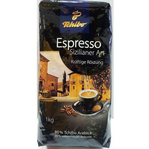 Tchibo Espresso Sizilianer 1kg kawa ziarnista. Tanie oferty ze sklepów i opinie.
