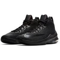 Nike Performance AIR MAX INFURIATE MID Obuwie do koszykówki black/anthracite (0884497612423)