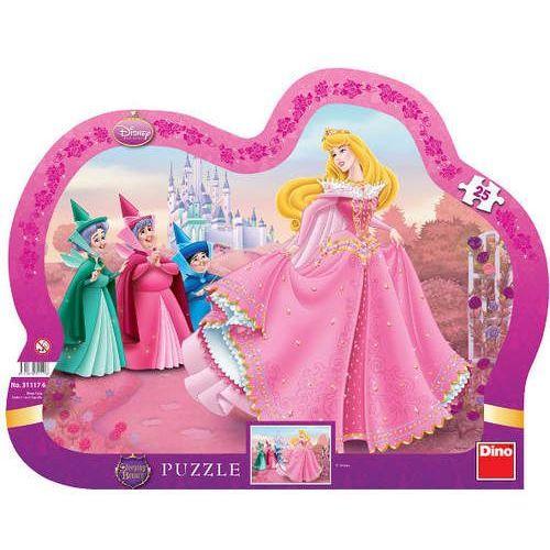 Puzzle 25 Śpiąca Królewna DINO, AM_8590878311176