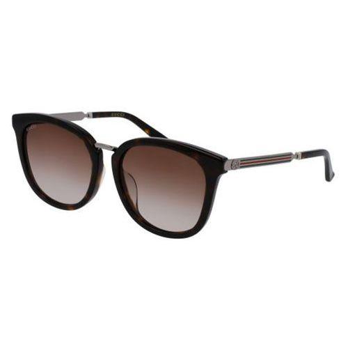 Gucci Okulary słoneczne gg0079sk 003