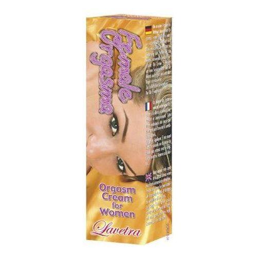 Krem potęgujący orgazm female orgasma 30ml | 100% dyskrecji | bezpieczne zakupy marki Ruf