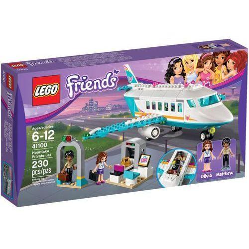 Lego FRIENDS Friends prywatny samolot 41100