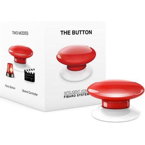 Przycisk Fibaro THE BUTTON czerwony