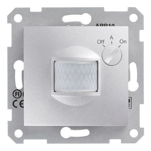 Schneider SEDNA Czujnik ruchu - Aluminium - SDN2000260
