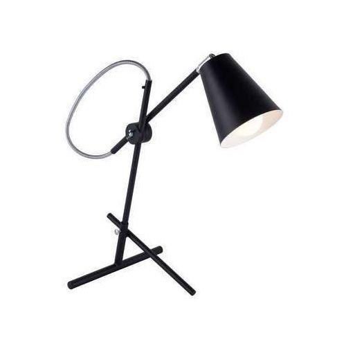 arte 1008b1 lampa stołowa lampa 1x60w e27 czarny marki Aldex