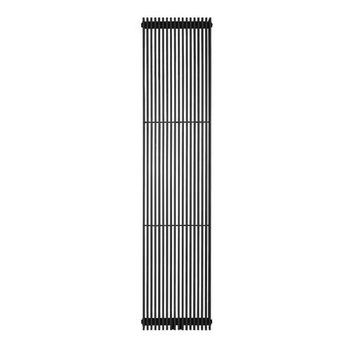 Grzejnik dekoracyjny Instal-Projekt Afro New X C31 180 x 40 cm czarny