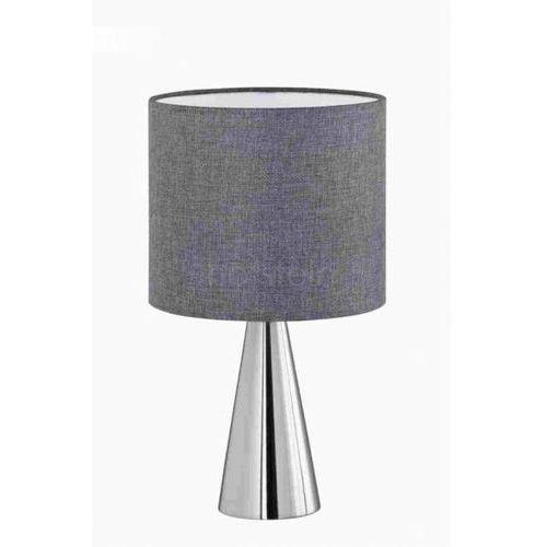 Trio COSINUS lampa stołowa Nikiel matowy, 1-punktowy - Dworek/Vintage - Obszar wewnętrzny - COSINUS - Czas dostawy: od 3-6 dni roboczych
