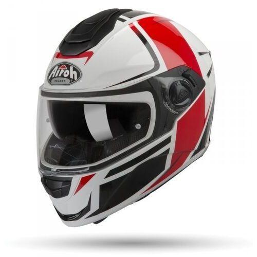 Airoh_sale Airoh kask integralny st301 wonder red gloss