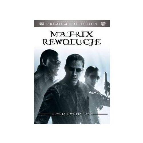 Matrix: rewolucje. premium collection (2 dvd) marki Galapagos films / village roadshow pictures