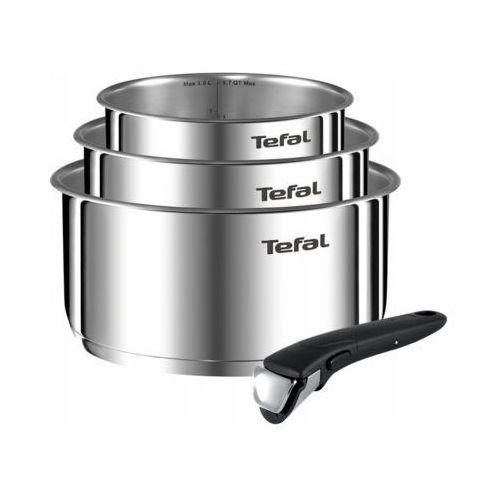 Zestaw garnków TEFAL Ingenio Emotion L9254S14 (4 elementy) DARMOWY TRANSPORT (3168430285392)