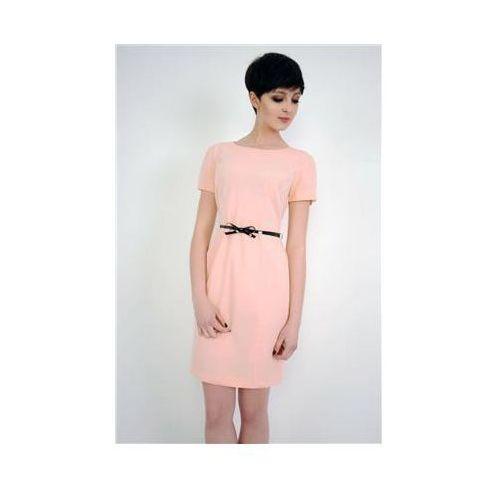 Vera fashion Sukienka model susanne powder pink