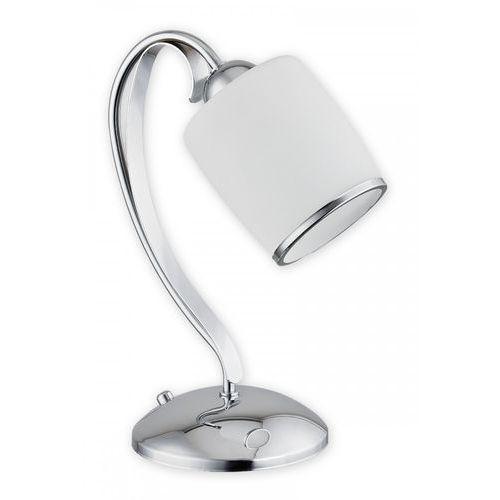Laura lampa stołowa 1 pł. chrom, Dodaj produkt do koszyka i sprawdź swój rabat, nawet do 30% taniej! (5902082862963)