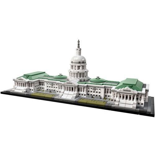 Zestawy Lego® Architecture 21030 Kapitol Stanów Zjednoczonych - BEZPŁATNY ODBIÓR: WROCŁAW!