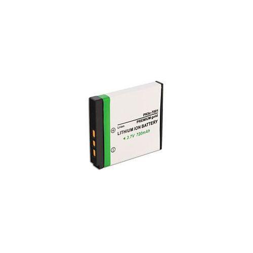 Premium gold Akumulator klic-7001 720mah (kodak), kategoria: akumulatory dedykowane