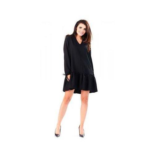Sukienka model m146 black, Infinite you