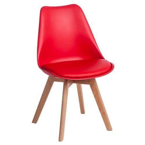 Krzesło Norden Cross PP czerwone 1613 - czerwony (5902385729345)