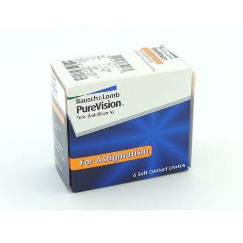 PureVision Toric 6 szt.. Tanie oferty ze sklepów i opinie.