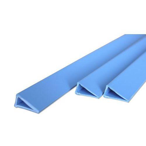 Esselte Grzbiet wsuwany a4/5mm/50szt. 37593 niebieski - OKAZJE