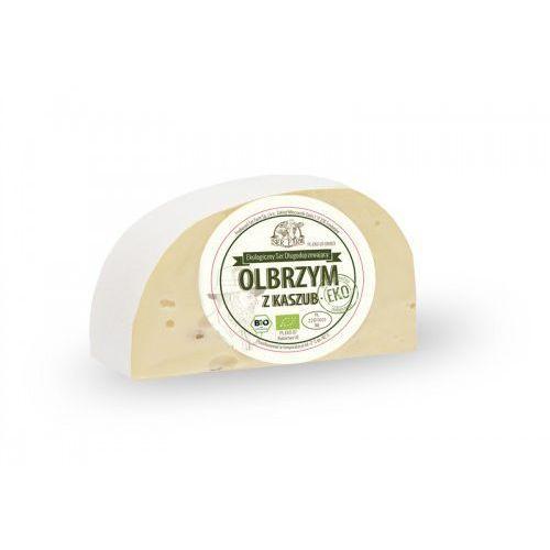 Ser farm (nabiał z mleka krowiego) Ser olbrzym z kaszub bio (około 0,35 kg) - ser - farm