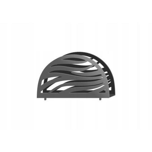 Serwetnik metalowy zebra r16/14cm