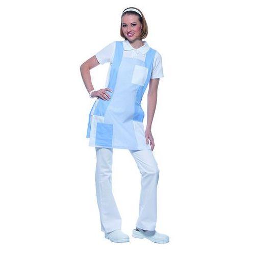 Tunika medyczna bez rękawów, rozmiar IV, jasnoniebieska | KARLOWSKY, Nala