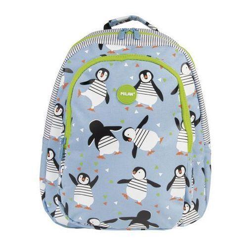 Milan Plecak mały penguins - (8411574068785)