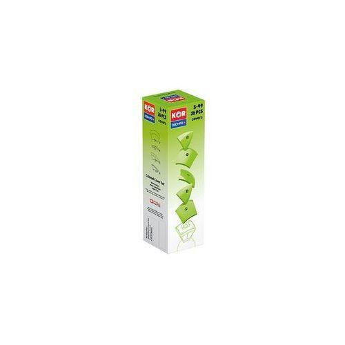 kor bright green covers - zabawka edukacyjna marki Geomag