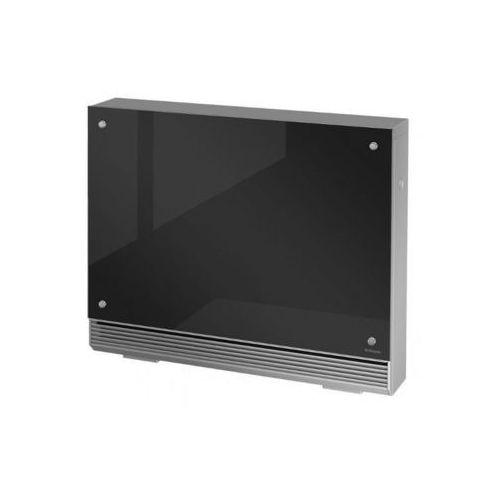Stojący lub wiszący piec akumulacyjny dynamiczny FSR 20 GSK z czarnym szkłem - Nowość 2020 + grzejnik do łazienki gratis