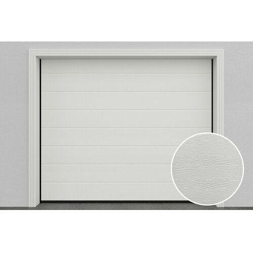 Hd01/9010 brama garażowa segmentowa biały marki Doorhan