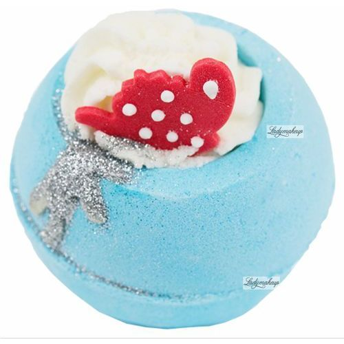 mad hatters tea party - musująca kula do kąpieli marki Bomb cosmetics