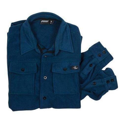 - main street microfleece shirt wing teal (wt) rozmiar: s marki Pow