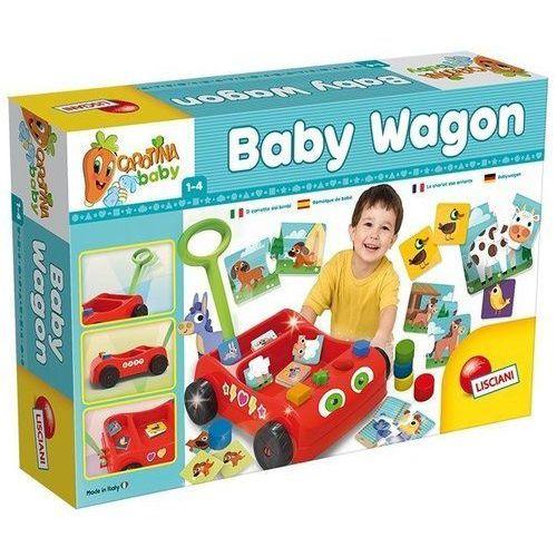 Liscianigiochi Carotina baby wagon - darmowa dostawa od 199 zł!!! (8008324067879)
