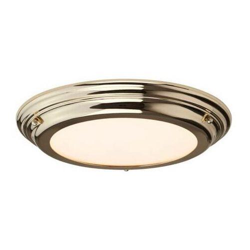 Lampa sufitowa LED Welland, mosiądz polerowany (5024005307112)