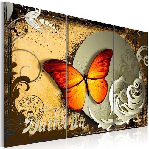 Artgeist Obraz - lot motyla
