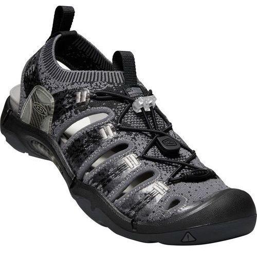 evofit one sandały mężczyźni czarny us 10 | eu 43 2018 sandały sportowe marki Keen